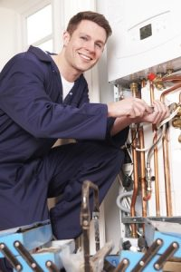 CV ketel installateur lost storing op