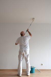 Plafond witten