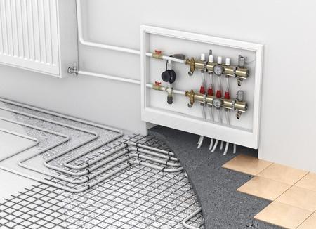 Wat kost Vloerverwarming? Vloerverwarming Prijs en Kosten aanleg
