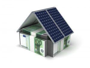 geld terug verdienen met zonnepanelen